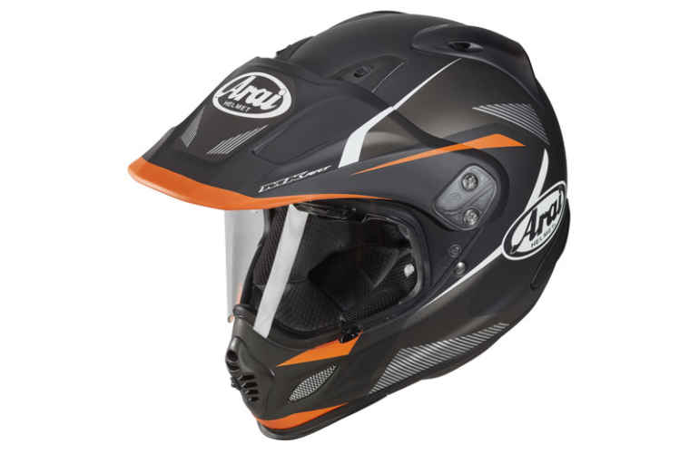 Arai TOUR-X 4 Break Orange