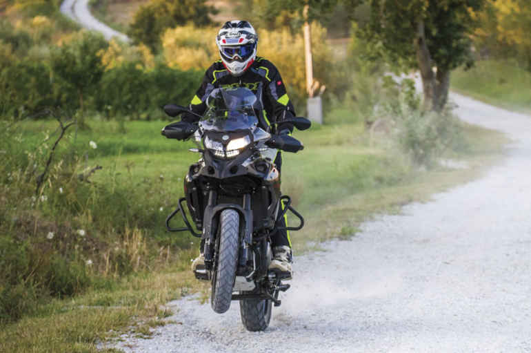ADVENTURE TOURER | Benelli TRK 502 X