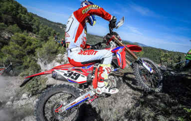 GP Francia, Honda RedMoto World Enduro Team realizza tre podi