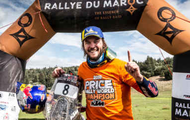 Toby Price vince il FIM Cross-Country Rallies World Champion