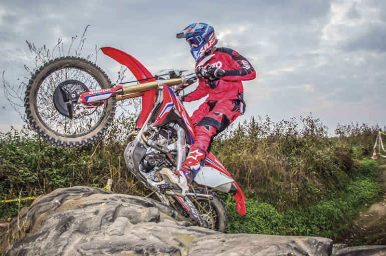 TEST | Honda CRF300RX Limited Edition