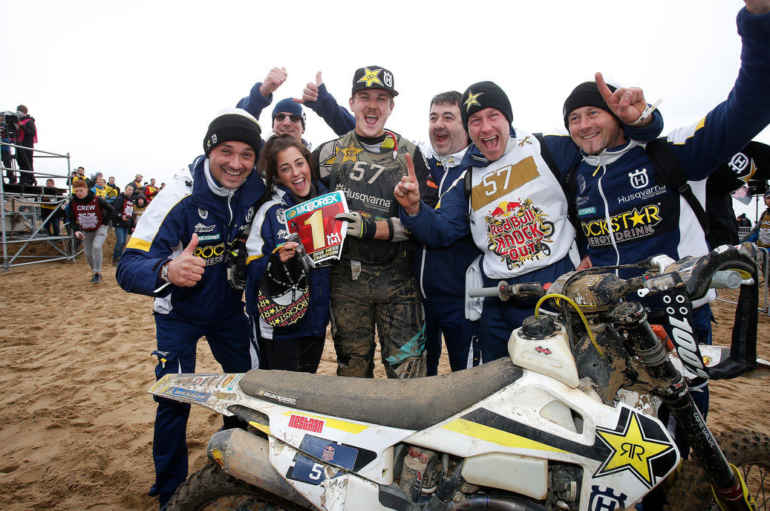 WESS: Billy Bolt è l'Ultimate Enduro Champion 2018