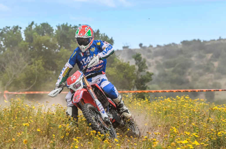 FIM ISDE, Day 1. Italia quarta nel World Trophy e al comando del Junior World Trophy!