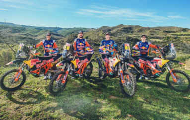 Il Team KTM pronto per la Dakar – VIDEO
