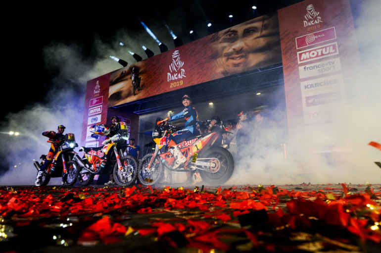 Dakar: la classifica definitiva