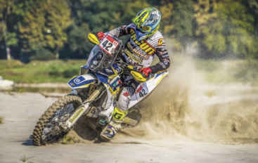 TEST | Husqvarna 450 Rally Replica