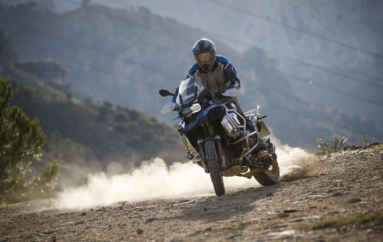 Prova la nuova BMW R 1250 GS Adventure