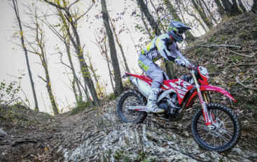 TEST | Honda CRF 450XR Dual