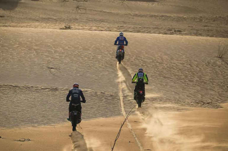 Africa Eco Race – Stage 8