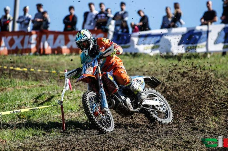 Campionato Italiano Under23/Senior di Enduro: si riparte dalla Sardegna