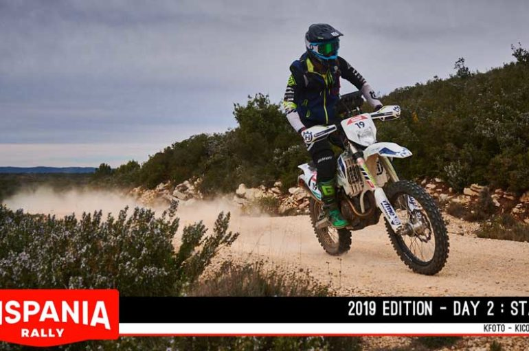 Con l'Hispania Rally è partito il TT Rally Cup