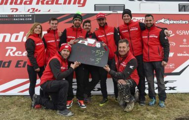 Mondiale Enduro: 3 podi per Honda Racing RedMoto World Enduro Team