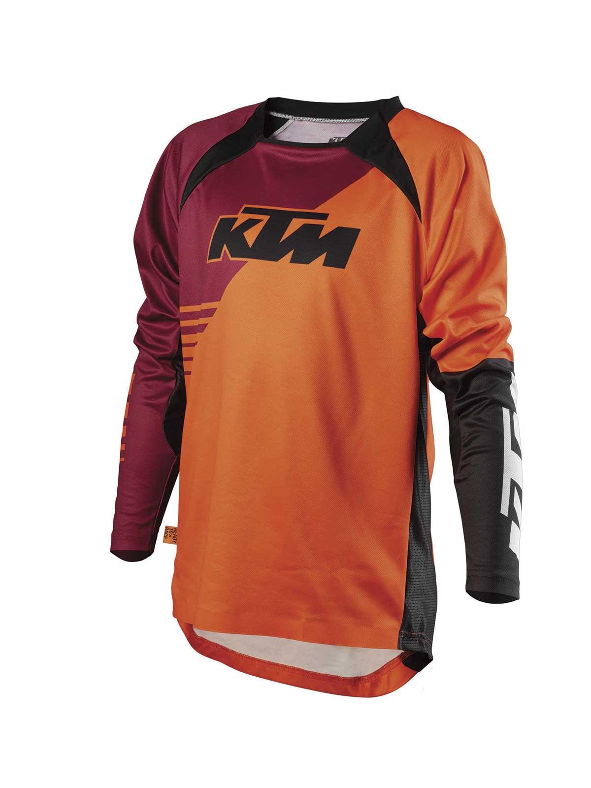 on sale a5906 0b20b Enduro Action - KTM nuova collezione Powerwear Offroad 2020
