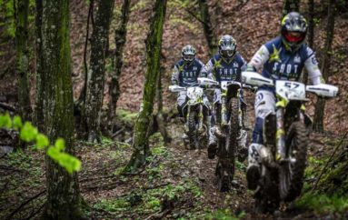 WESS: Rockstar Energy Husqvarna Factory Racing pronta per la seconda stagione