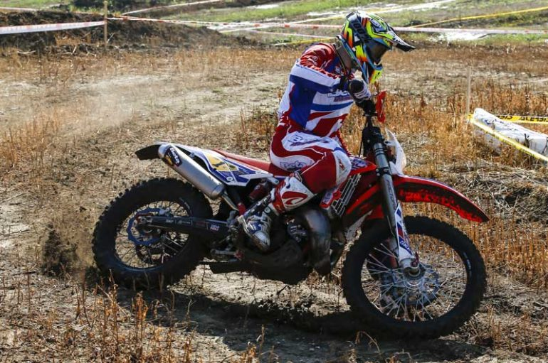 Mondiale Enduro: Freeman domina la GP in Grecia