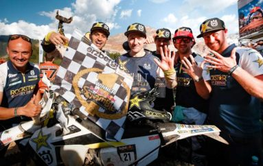 WESS: Graham Jarvis trionfa all'Erzbergrodeo 2019