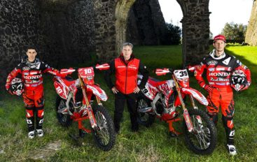 Preview GP Italia Mondiale Enduro: Honda RedMoto Lunigiana Team
