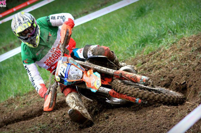 Quarta Tappa Italiano Enduro Under23/Senior per il Motoclub AMX