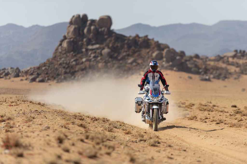 Honda CRF1100L Africa Twin 2020 Adventure Sport