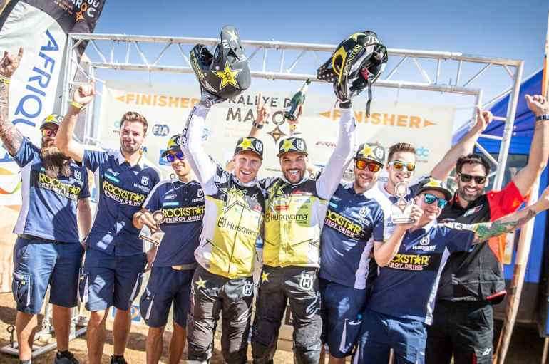 Rally: Andrew Short vince il Rally del Marocco 2019