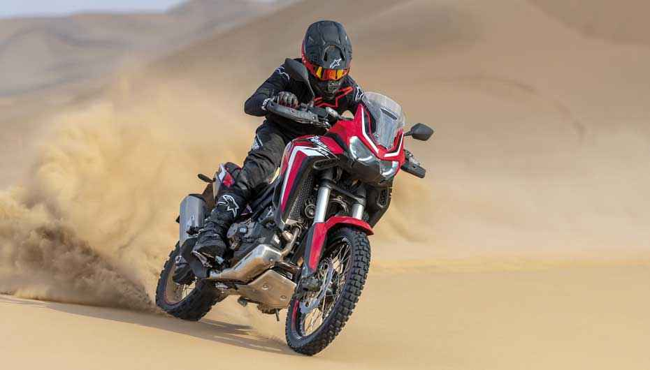COVER | Honda  CRF1100L Africa Twin 2020