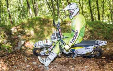 TEST | Husqvarna TE300i 2020 by Bosi