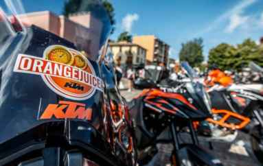 KTM Orange Juice 2019: confermata la partnership con Interphone per la tappa di San Marino