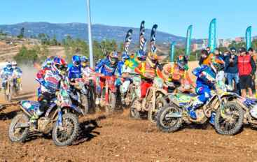 VIDEO – Cresce l'attesa per la FIM ISDE 2020 in Italia