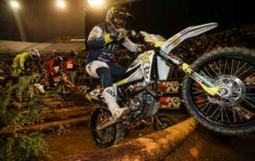 SUPERENDURO: BILLY BOLT IMBATTIBILE NELLA TAPPA SPAGNOLA