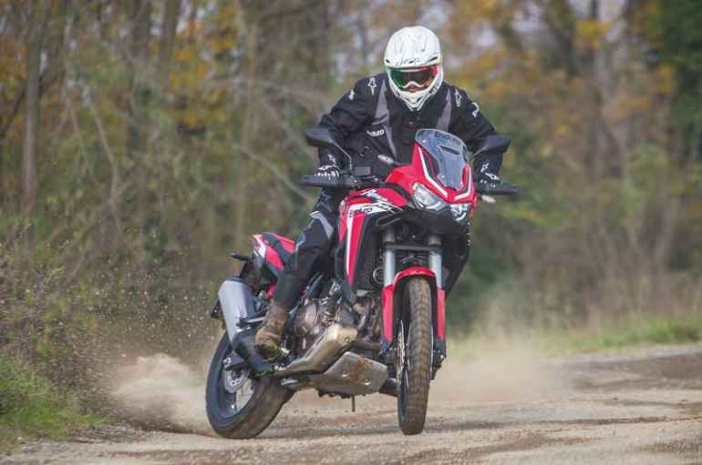 TEST | Honda Africa Twin CRF 1100L MY2020