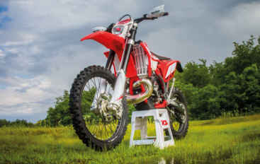 TEST | Beta RR 250 MY2021