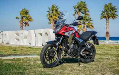 TEST BORDERLINE | Honda CB 500X