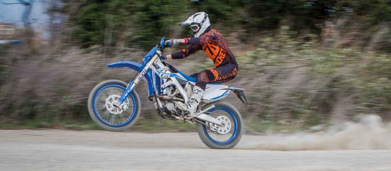 TEST | TM Racing EN 250 FI 4T