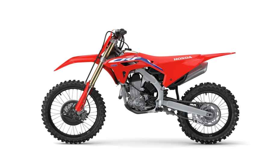 HONDA CRF 450 MY2021