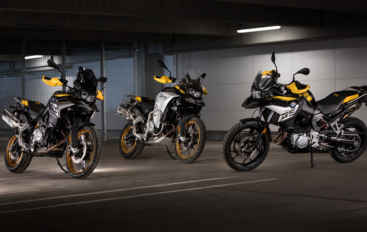 La nuova BMW F 850 GS Adventure