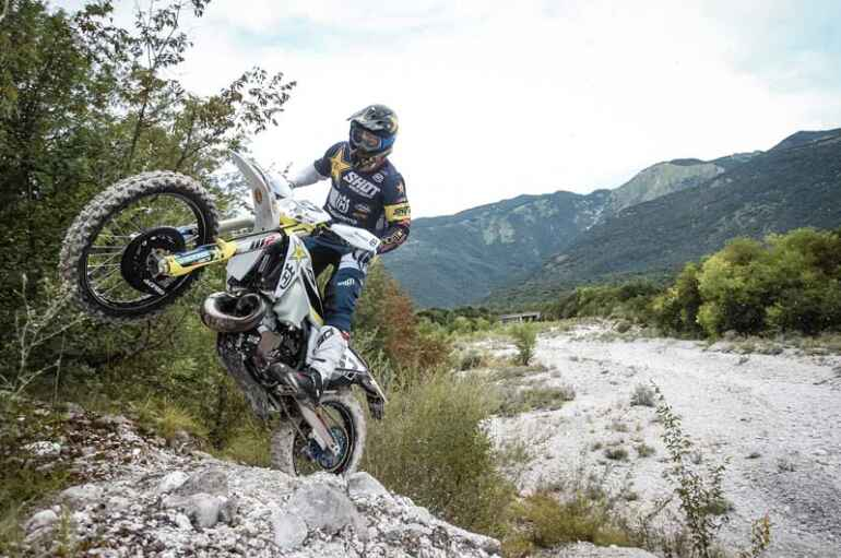 Extreme Enduro: Graham Jarvis conquista il Sea to Sky