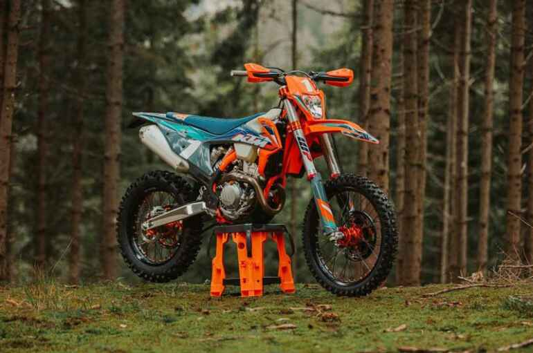 KTM 350 EXC-F WESS 2021 Special Edition