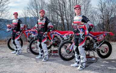 Honda Racing RedMoto World Enduro Team  pronto per le sfide decisive del Mondiale e degli Assoluti d'Italia
