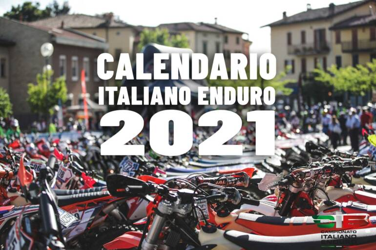 Calendario Italiano Enduro 2021