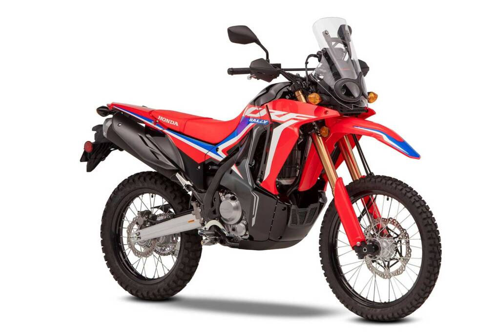 Honda CRF300L Rally