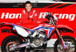 Theo Espinasse in Honda Racing RedMoto World Enduro Team per il 2021