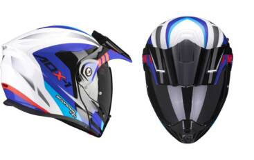Casco Adventure Scorpion ADX-1