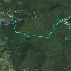 CLIF Enduro East at Burke / Victory Day One Map Released