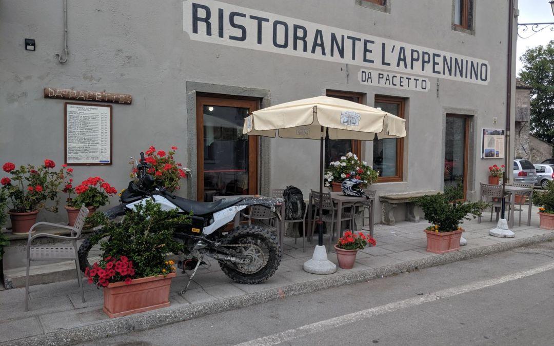 Albergo Ristorante L'Appennino da Pacetto San Pellegrino in Alpe Frassinoro