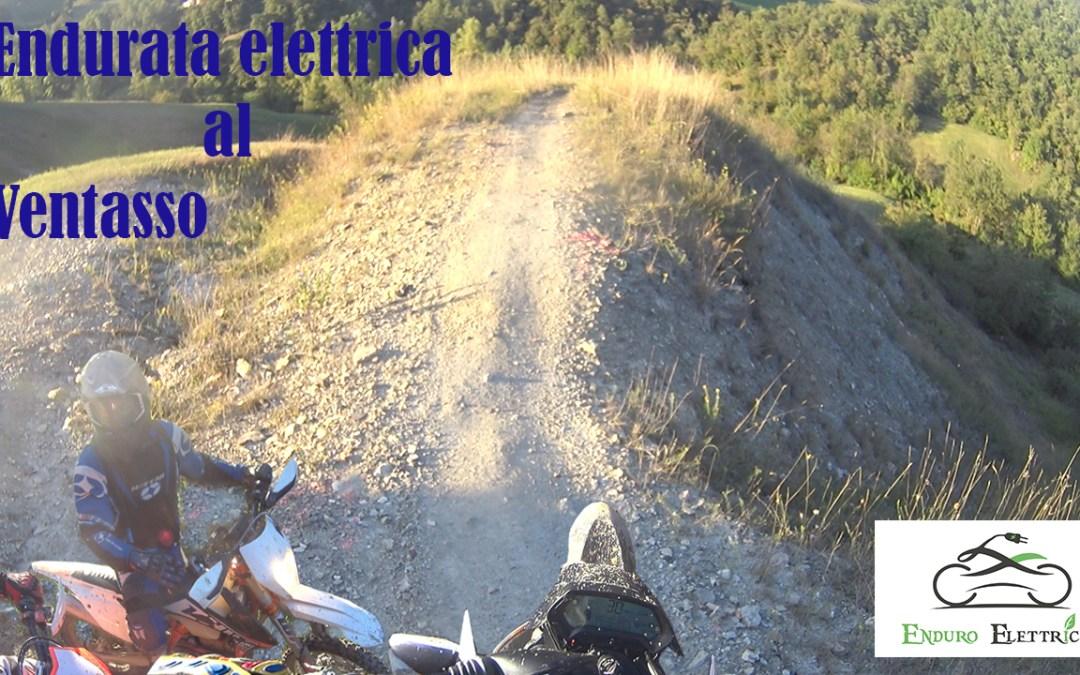 Video in Enduro Elettrico a Ventasso Laghi del 9/19