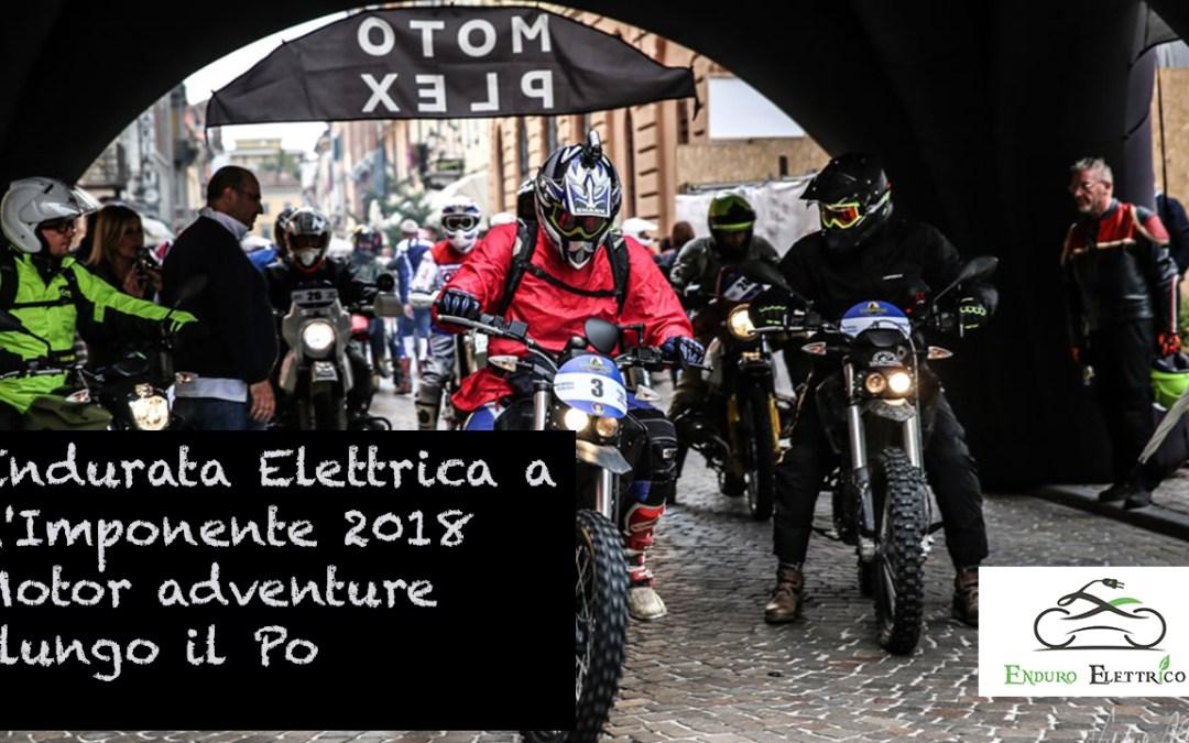 Partecipazione in Enduro Elettrico a L'imponente 2018