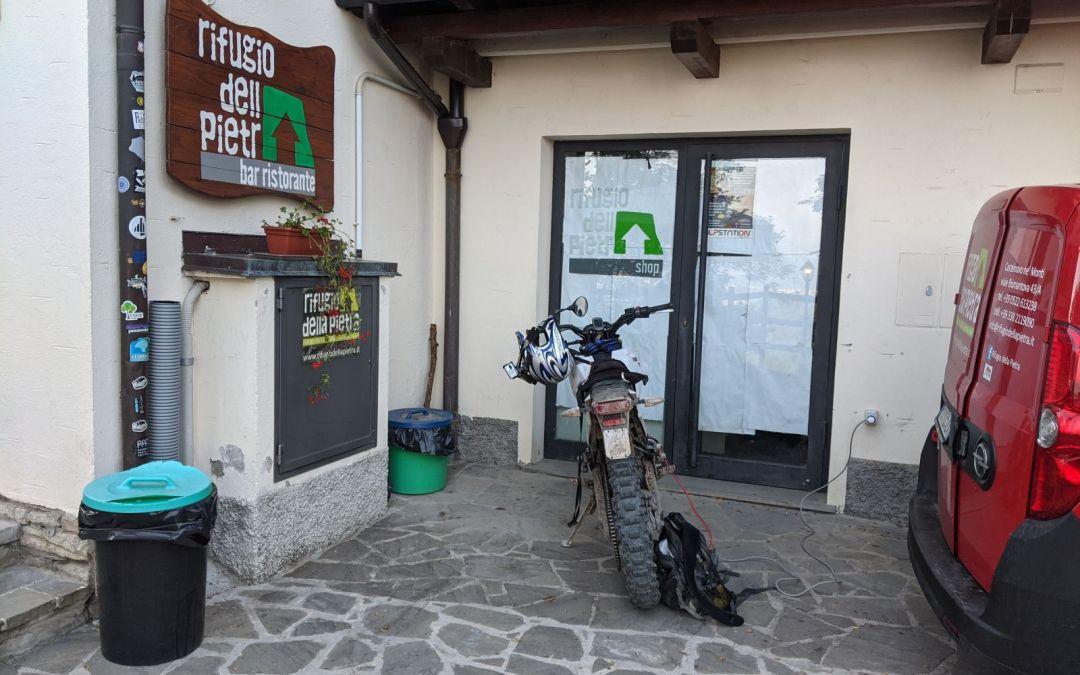 Ristorante Rifugio della Pietra Castelnovo nè Monti RE