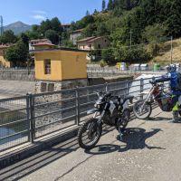 Video in Enduro Elettrico a Ligonchio di Ventasso RE del 9/21