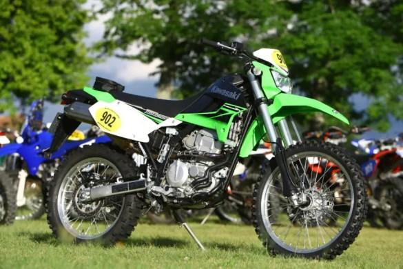 Kawasaki KLR 250 2011