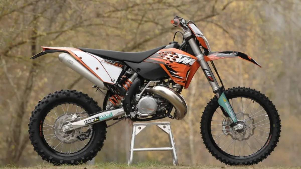 KTM 450 EXC 2010